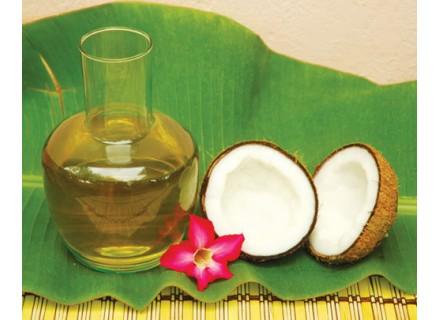 Khỏe đẹp với dầu dừa