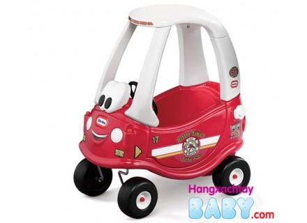 Xe chòi chân Little Tikes - xe cảnh sát  Cozy Coupe - Nhập khẩu Mỹ