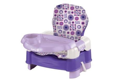 Ghế ăn cho trẻ em Safety First (tím)-MS434