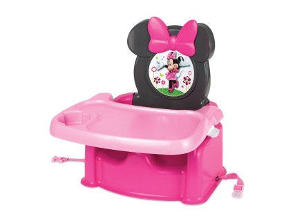 Ghế The First Years Disney Booster Seat Micky hồng -MS432