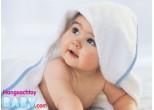 Khăn tắm cho trẻ sơ sinh _bộ 2 khăn tắm-MS118
