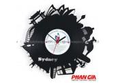 Những mẫu đồng hồ đĩa than được phân phối độc quyền bởi hangxachtaybaby