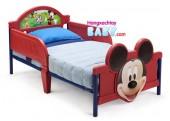 Giường ngủ cho bé trai - chuột Mickey NT-003