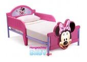 Giường ngủ cho bé gái - chuột Mickey NT-002