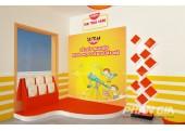 Thiết kế thi công khu vui chơi trẻ em